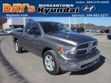 2011 Mineral Gray Metallic Dodge Ram 1500 Big Horn Quad Cab 4x4 #56275646