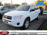 2011 Super White Toyota RAV4 I4 4WD #56276020