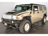 2006 Desert Sand Hummer H2 SUV #56275617