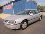 2001 Galaxy Silver Metallic Chevrolet Impala  #56275995