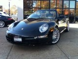 2005 Black Porsche 911 Carrera S Cabriolet #56275595