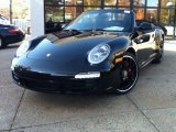 2012 Black Porsche 911 Carrera 4 GTS Cabriolet #56275594