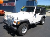 2006 Stone White Jeep Wrangler Unlimited 4x4 #56275970