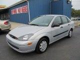 2003 CD Silver Metallic Ford Focus LX Sedan #56275934