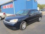 2005 Dark Blue Metallic Chevrolet Malibu Sedan #56275933