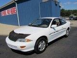 1998 Bright White Chevrolet Cavalier Coupe #56275920