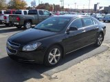 2012 Black Granite Metallic Chevrolet Malibu LT #56275542