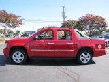 2010 Chevrolet Avalanche LTZ Data, Info and Specs