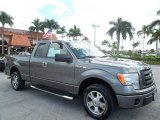 2010 Sterling Grey Metallic Ford F150 STX SuperCab #56275107