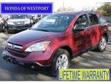 2009 Tango Red Pearl Honda CR-V EX 4WD #56275105