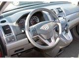 2009 Honda CR-V EX 4WD Steering Wheel