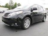 2011 Black Toyota Sienna XLE #56275841