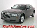 2008 Dark Titanium Metallic Chrysler 300 LX #5601180