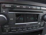 2008 Dodge Ram 1500 SXT Quad Cab Audio System