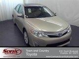 2012 Sandy Beach Metallic Toyota Camry XLE #56275459