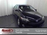 2012 Attitude Black Metallic Toyota Camry SE #56275458