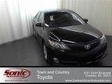 2012 Attitude Black Metallic Toyota Camry SE #56275456