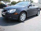 2007 Thunder Blue Metallic Volkswagen Eos 2.0T #56275818