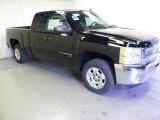2012 Black Chevrolet Silverado 1500 LT Extended Cab #56275427