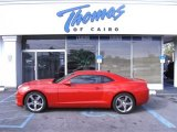2010 Victory Red Chevrolet Camaro SS Coupe #56275419