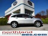 2010 Alabaster Silver Metallic Honda CR-V EX AWD #56275055