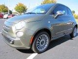 2012 Fiat 500 c cabrio Lounge