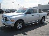 2009 Bright Silver Metallic Dodge Ram 1500 SLT Quad Cab #56275366