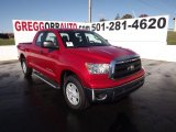 2012 Barcelona Red Metallic Toyota Tundra Double Cab #56275365
