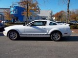 2006 Performance White Ford Mustang V6 Premium Coupe #56275686