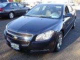 2008 Imperial Blue Metallic Chevrolet Malibu LT Sedan #56274977