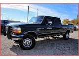 1996 Ford F250 XLT Crew Cab 4x4 Data, Info and Specs