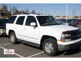 2004 Summit White Chevrolet Tahoe LT 4x4 #56274960