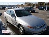2001 Bright Silver Saturn L Series L200 Sedan #56274956
