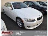 2012 Mineral White Metallic BMW 3 Series 328i Convertible #56275314