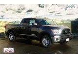 2012 Magnetic Gray Metallic Toyota Tundra Double Cab 4x4 #56274942