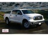2012 Super White Toyota Tundra CrewMax 4x4 #56274940