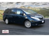 2012 South Pacific Pearl Toyota Sienna LE AWD #56274933