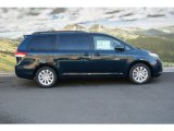 2012 Toyota Sienna South Pacific Pearl