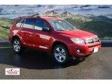 2011 Barcelona Red Metallic Toyota RAV4 Sport 4WD #56274920
