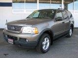 2003 Mineral Grey Metallic Ford Explorer XLT 4x4 #5610629