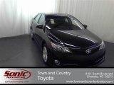 2012 Attitude Black Metallic Toyota Camry SE #56348875