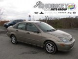 2003 Arizona Beige Metallic Ford Focus SE Sedan #56348827