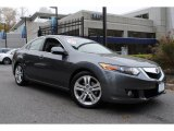 2010 Polished Metal Metallic Acura TSX V6 Sedan #56348547