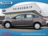 2012 Sterling Grey Metallic Ford Focus SE SFE Sedan #56348500