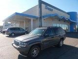 2002 Graphite Metallic Jeep Grand Cherokee Laredo 4x4 #56349028