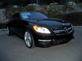 2012 Black Mercedes-Benz CL 63 AMG #56348441