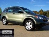 2008 Green Tea Metallic Honda CR-V LX #56348985