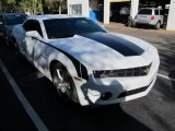 2010 Summit White Chevrolet Camaro LT/RS Coupe #56348427
