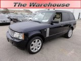 2007 Java Black Pearl Land Rover Range Rover HSE #56348421