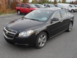 2012 Black Granite Metallic Chevrolet Malibu LT #56348972